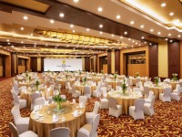 Annual Party at Hua Ting Hotel & Towers Shanghai