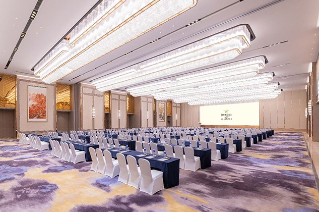 Meeting package promotion of Jeurong Hotel Shanghai
